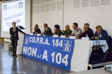 Intervention de Laurent BROSSE, Maire de Conflans-Sainte-Honorine pendant les échanges avec les Élus et le Public