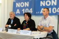 Conférence de presse COPRA 184 du 15 octobre 2015